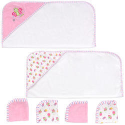 Baby Hood Towel Set