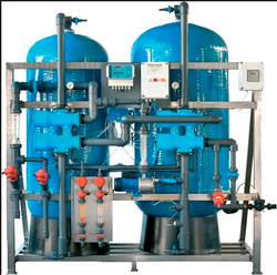 Industrial Demineralization Plant
