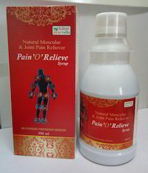 Joint and Muscular Pain Syrup