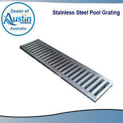 Swimming Pool Grating Overflow Grating Manufacturer From