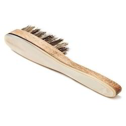 Wood Hair Cleaning Brush