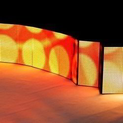 Foldable LED Display Screen