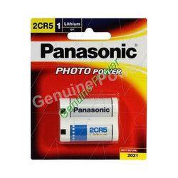 Panasonic 2cr5 6V Batteries