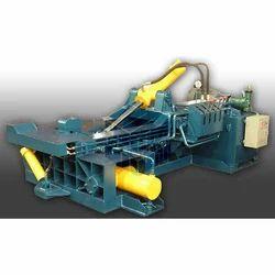 Tripple Compression Industrial Hydraulic Bailing Press