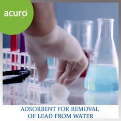 Adsorbent for Removal of Lead From Water