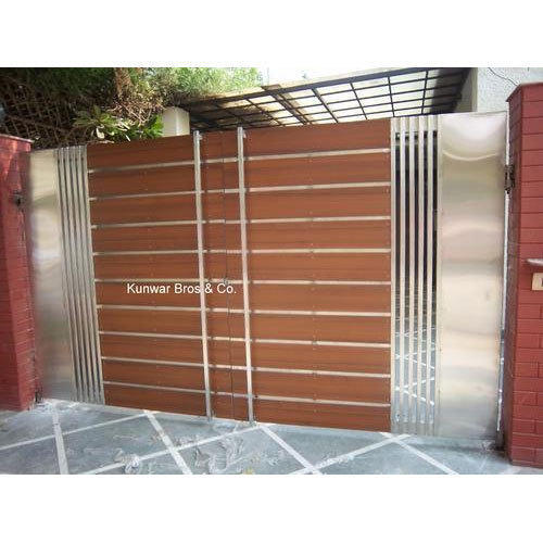 Stainless Steel Gates Ss Entrance Gates Manufacturer