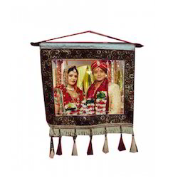 Frame Cloth Wall Hanging