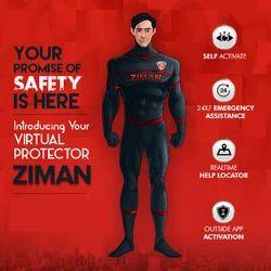 Ziman Safety App