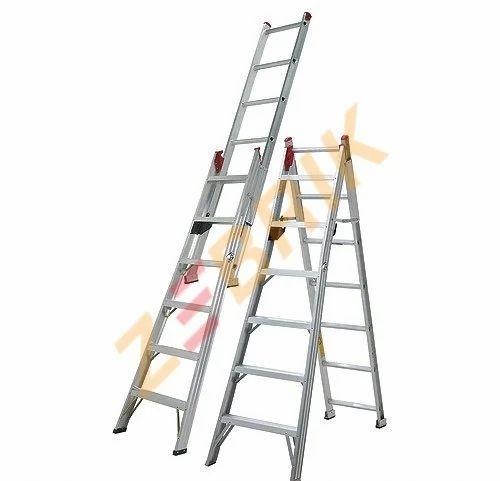 Aluminium Scaffolding Ladder   40 Foot Extension Ladder Manufacturer From  Chennai