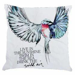 Digital Print Design Cushion Cover