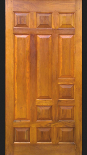 Teak Main Door Designs Jj 02