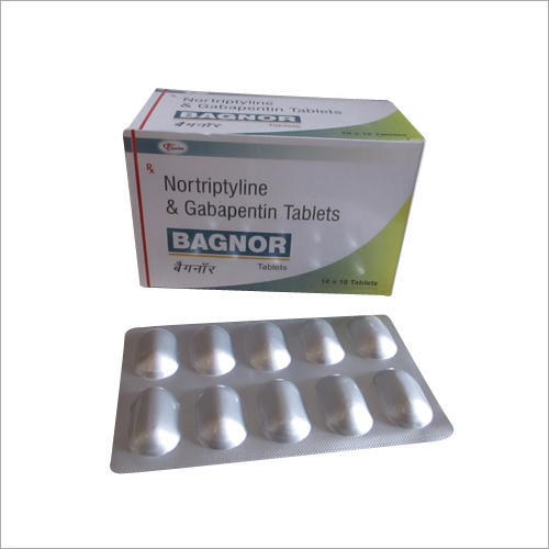 Gabapentin Tablet - Manufacturers & Suppliers in India