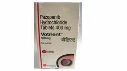 Votrient (400 MG) - Pazopanib