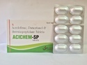 PCD Pharma Franchise for Aceclofenac Paracetamol Serratiopeptidase Tablets