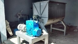 Industrial Powder Blender
