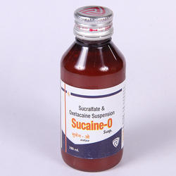 Sucralfate USP 1gm Oxetacaine BP 20mg