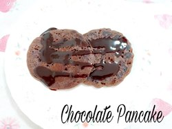 Mini Pancake Premix Chocolate Flavour