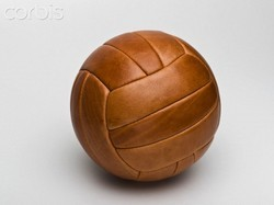 Genuine Leather Soccer Ball