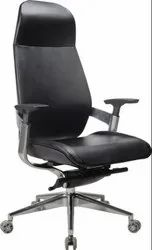 Office Executive High Back Boss Chairman Director Leatherette Chair Black PU MY 003 1