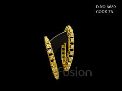 Antique Traditional Stone Bangles