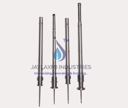 Heavy Duty Aluminum Plug Type Spindle