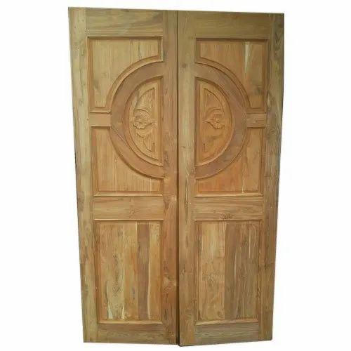 Wooden Door - Sagwan Wooden Door Manufacturer from Khandwa on