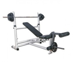 CC - 008B Multi Purpose Bench Olympic