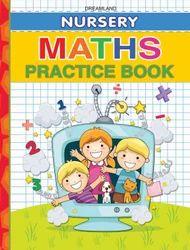 Nursery Math Practice Book
