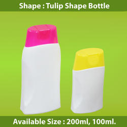 Tulip Shape Bottle