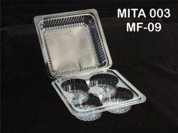 003-mf-09 4pcs Muffin Mita Folding Boxes