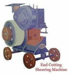 End Cutting Shearing Machine