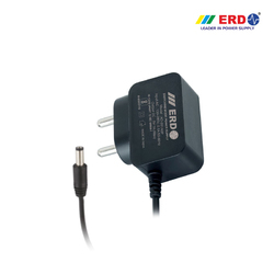 Plug In Type 12 V - 1 Amp CCTV Power Supply