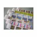 Printed Thermal Paper Rolls