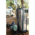 Unitherm Solid Fuel Vertical Thermic Fluid Heater