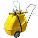 Mobile Foam Trolley 200 Litre