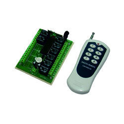 TS 834 - 8 Channel Relay Board With Remote