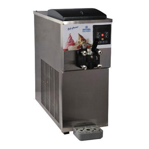 Single Flavor Soft Serve Ice Cream Machine