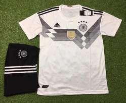 Football Jersey Germany Home Away