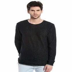 Mens Plain Sweat Shirt