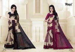 Bangal Cotton 9 By Bansi Saree