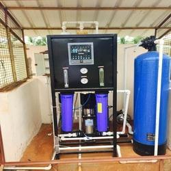 Water Treatment Plant 500 LPH