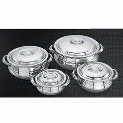 Richi Rich Stainless Steel Handi Set