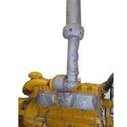 DG Exhaust Insulation