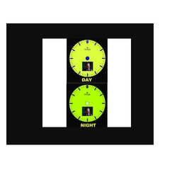 GlowIng Clock Dial