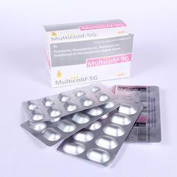 Paracetamol, Phenylphrine HCL Tablet