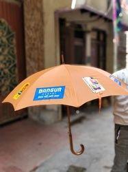 Golf Umbrella with Wooden Handle