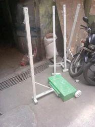 Movable Indoor Badminton Pole