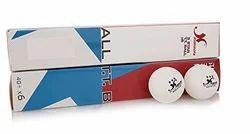 Xushaofa Plastic 3 Star Table Tennis Ball 40 plus