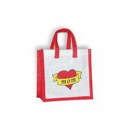 Juteberry Handle Jute Bag
