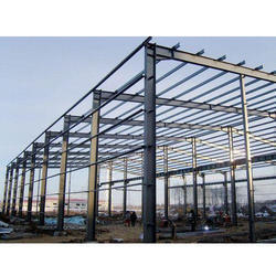 Steel Building Construction Service